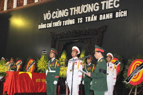 Lễ Tang Quân đội
