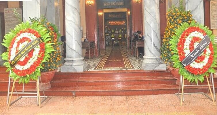 Sảnh Chính Nhà Tang Lễ Phùng Hưng