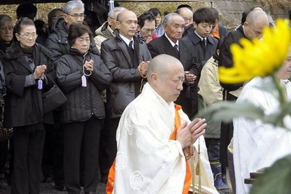Tang Lễ Người Nhật