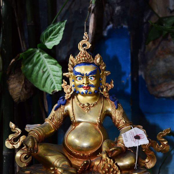 tượng hoàng thần tài jambhala