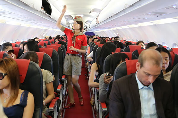 Vietjet Air Cho đem Tro Cốt Lên Máy Bay