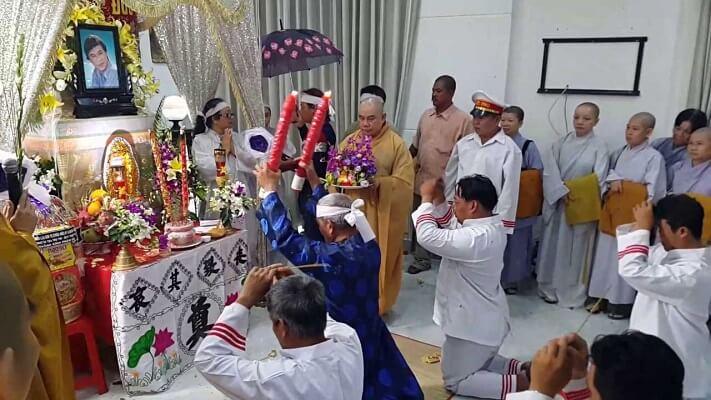đám Tang Người Hoa