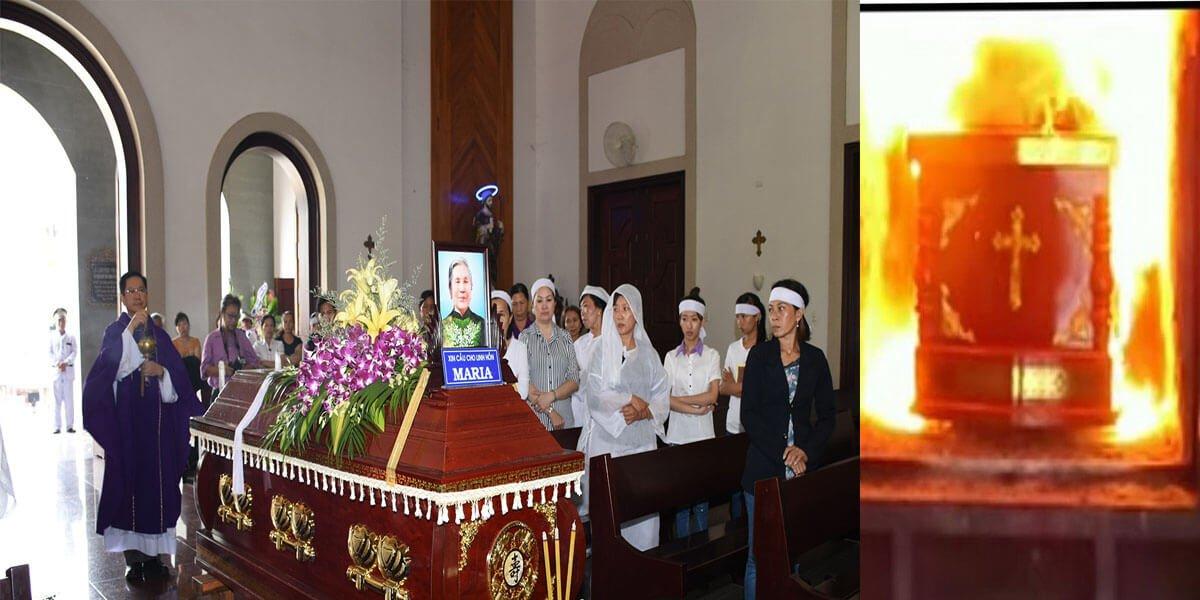 Nghi Thức Hỏa Táng Công Giáo