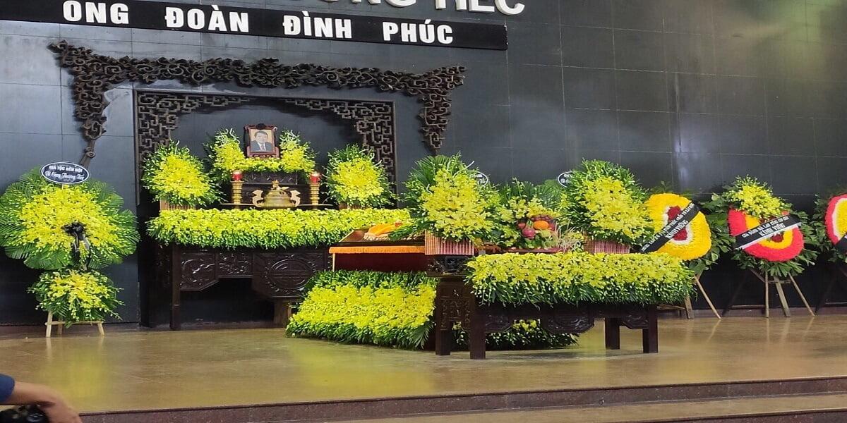 Nhà Tang Lễ 125 Phùng Hưng Thành Phố Hà Nội