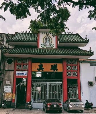 Nhà Tang Lễ 336 Trần Phú Phường 7 Quận 5