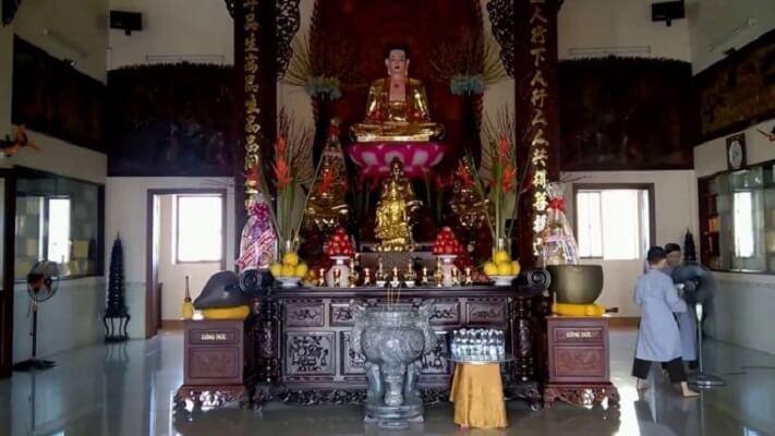 Nhà Tang Lễ Bình Thạnh Chùa Bồ Đề