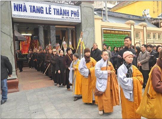 Nhà Tang Lễ Phùng Hưng Tại Hà Nội