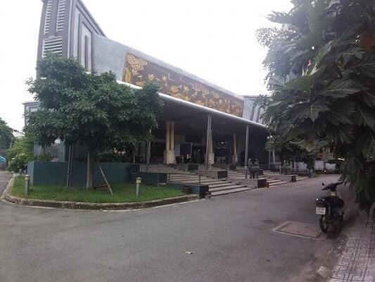 Nhà Tang Lễ Tân Bình Bệnh Viện Thống Nhất