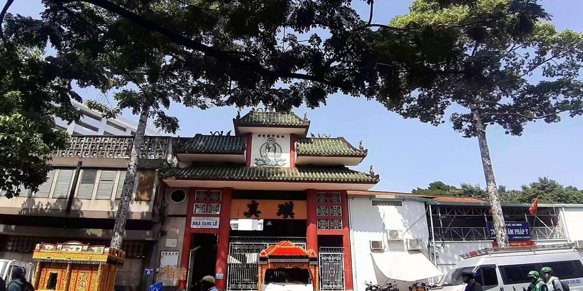 Nhà Tang Lễ Bệnh Viện Nguyễn Tri Phương
