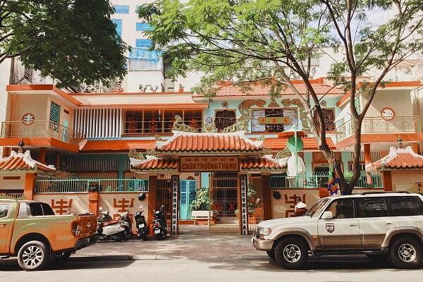 Nhà Tang Lễ Quận 1 Chùa Trường Thạnh