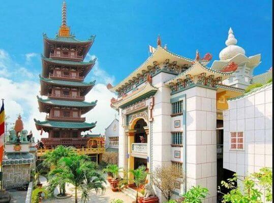 Nhà Tang Lễ Quận 10 Chùa Ấn Quang