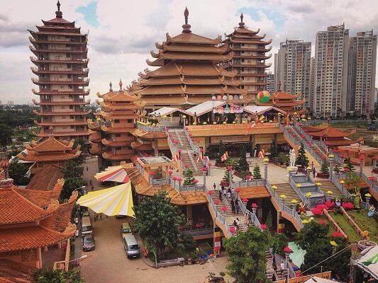 Nhà Tang Lễ Quận 2 Pháp Viện Minh Đăng Quang
