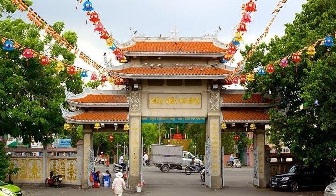 Nhà Tang Lễ Quận 3 Chùa Vĩnh Nghiêm