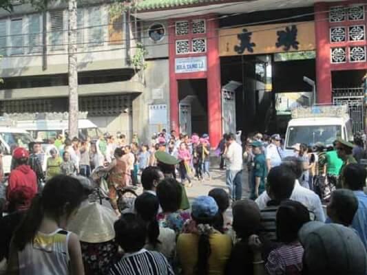Nhà Tang Lễ Quận 5 Bệnh Viện Nguyễn Tri Phương