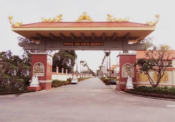 Nhà Tang Lễ Quận 9 Phúc An Viên