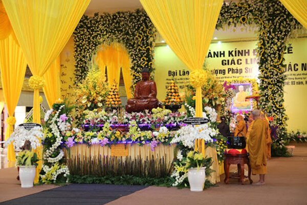 Những Nghi Lễ Trong Tang Lễ Phật Giáo