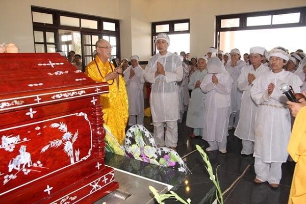 Tang Lễ Phật Giáo