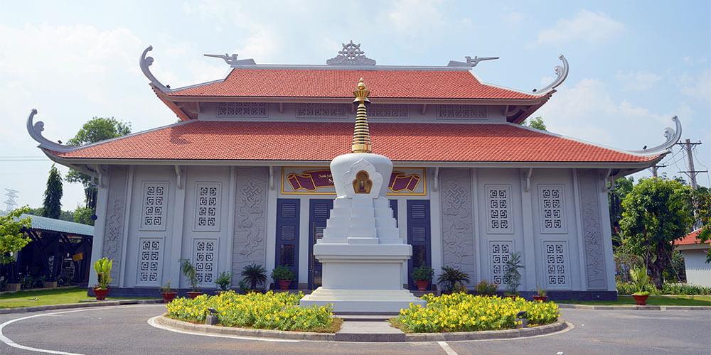 Tòa Bảo Tháp Sakya Việt Nam
